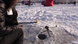 Alaska's Healing Hearts Women Veterans Ice Fishing Event
