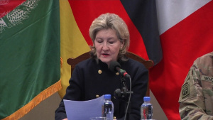 SACEUR, NATO AMBASSADORS VISIT AFGHANISTAN, REAFFIRM COMMITMENT