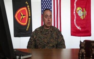 Sgt. Maj. Santiago interview (Part 2)