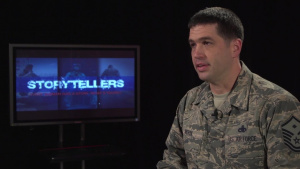 Wright-Patterson AFB Storytellers Promo