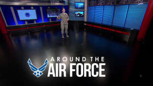 Around the Air Force: Military Honors /Cyberspace Officer Direct Appointment Pilot Program