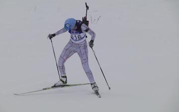 2018 CNGB Biathlon Championship SSG Ty'Lene Puro Interview