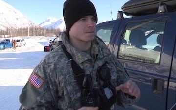 Alaska, Connecticut Civil Support Teams conduct Arctic Eagle 2018 exercise in Valdez