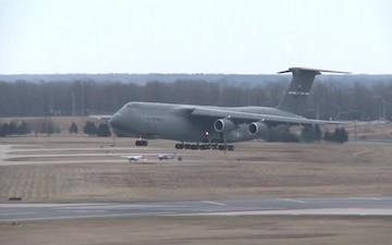 C-5 Landing