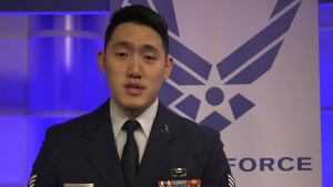 Senior Airman David Rhee - ALS Shoutouts