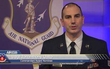 Staff Sgt. Jonanthony Gallo - ALS Shoutout