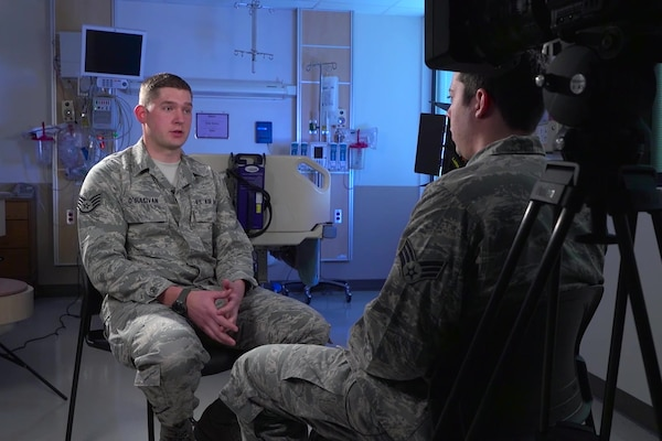 Taking the Fight Forward - SSgt Joshua O'Sullivan