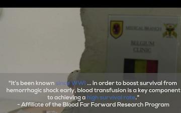 SOF medics train on blood transfusions at ISTC