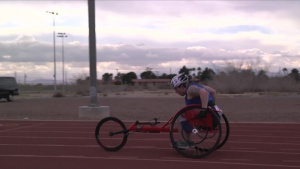 Air Force Warrior Games Track