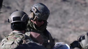 JTAC training at Fort Irwin National Training Center B-Roll