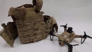 Naval Special Warfare Trains with Autonomous Drones