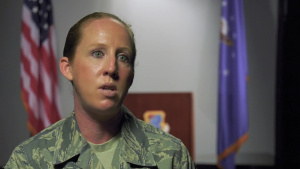 CMSgt Jessika Dowdy interview