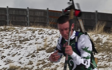 On Point with a Vermont National Guard Biathlon Coach