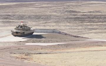 Dakota Tank Gunnery