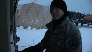 Arctic Training Preparations