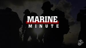 Marine Minute, March 6, 2018.