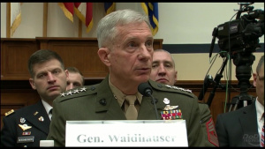 Africom Commander Testifies Before House Committee