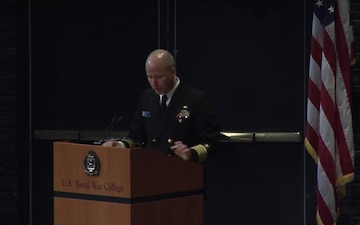 Naval War College Graduation Ceremony