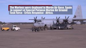VMGR-252 Marines Return From Deployment