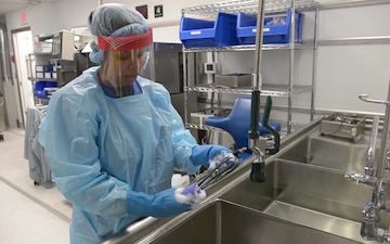 NMCSD Surgical Tool Cleaning