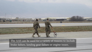 455 ECES performs annual test on Aircraft Arresting System