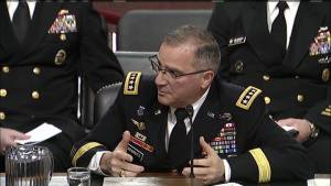 European Command Chief Discusses Capabilities at Senate Hearing