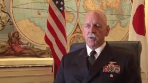 Pacific Fleet Commander talks about the humanitarian missions