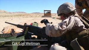 The 13th MEU Celebrates the Centennial of Women in the United States Marine Corps