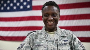 Interview: Tech Sgt. Jamila Bryant