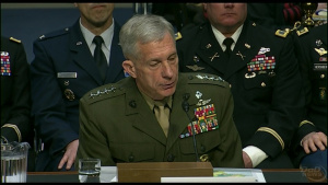 Centcom, Africom Commanders Brief Senators on Budget Request, Part 2