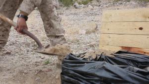 Logistics Command Element- Explosive Ornance Disposal