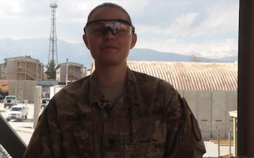 SPC Taylor Garen NCAA Shout out
