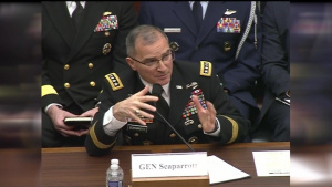 Eucom Commander Describes Security Challenges