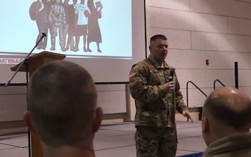 West Virginia National Guard welcomes first-ever National Guard dietician