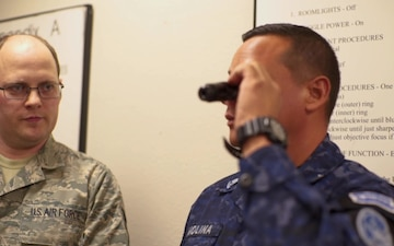 U.S. and Salvadoran Airmen Exchange Knowledge, Experience