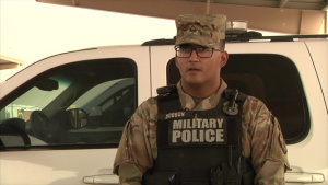 Military Police Increase Readiness Through Simulated Active Shooter Event