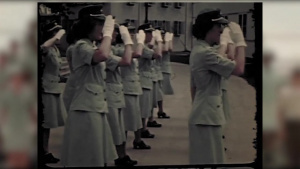 Marine Time Machine: Master Sgt. Barbara Dulinsky