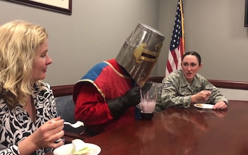 Mike The Knight Pi Day 2018