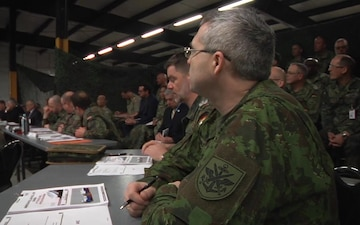U.S. Army Europe Synchronizes Planning For Exercise and Operations Season: AFN Newsbreak