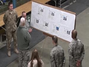 Lt Gen Rice Visits 193rd SOW
