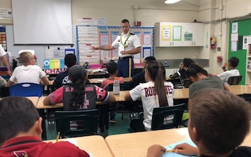 Ma'ili Elementary School Career Fair