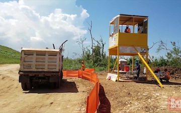 6 Month Update - USACE continues support to Puerto Rico's Hurricane Maria Recovery