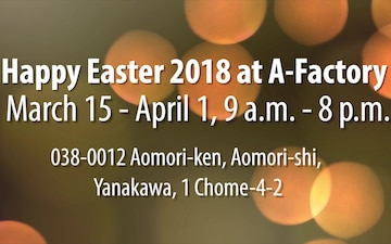 Misawa Air Base April Community Events