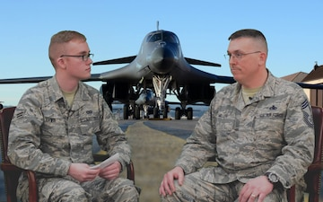 Chief's Chat: 28th Maintenance Group chief is 'bad to the B-one'