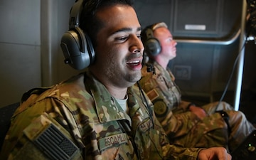 Interview: SSgt Uriel EsCamilla