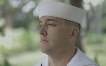 Pacific Fleet Sailor of the Year Finalist MMA1 Jason J. Breitkreutz B-roll Interview