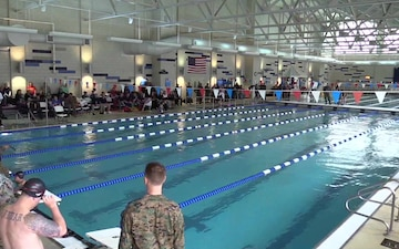 2018 Marine Corps Trials-Swimming (MCAS New River Indoor Pool), Part 2
