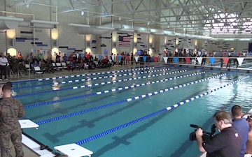 2018 Marine Corps Trials-Swimming (MCAS New River Indoor Pool), Part 3