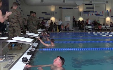 2018 Marine Corps Trials-Swimming (MCAS New River Indoor Pool), Part 4
