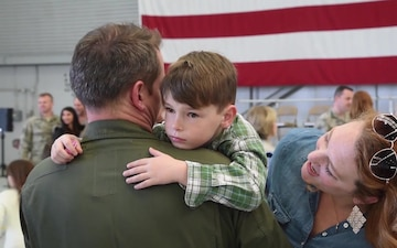 142nd Fighter Wing Deploys Airmen and Aircraft to Europe